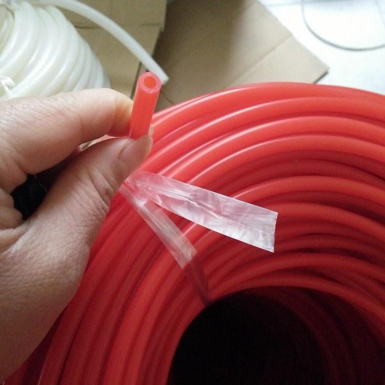 龙帅厂家直销 专业生产 可来图来样 加工定做 蠕动泵专用硅胶管