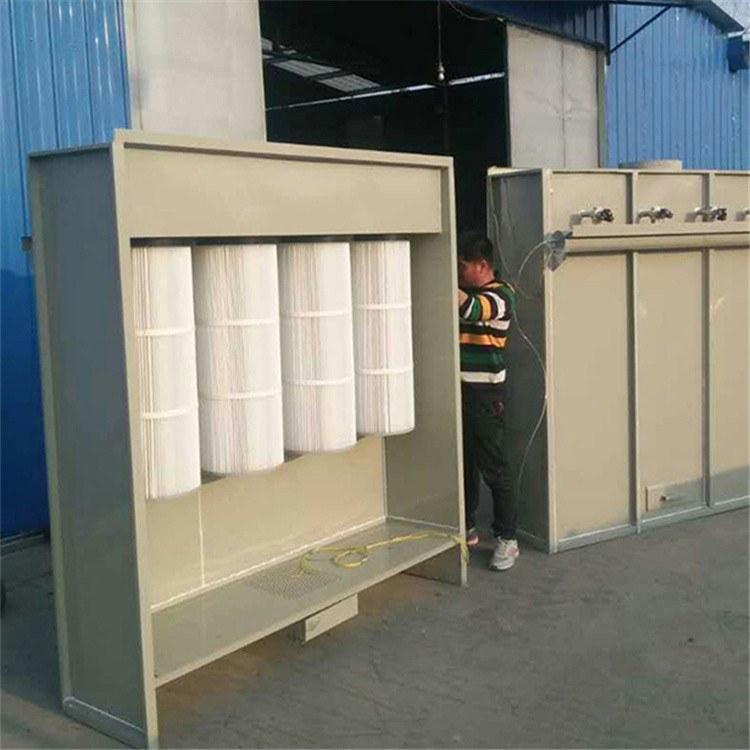 创威直销   塑粉回收机 静电粉末回收机 脉冲滤芯塑粉