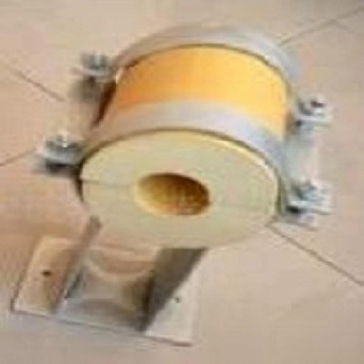 佳阔管道厂家生产直销J6H型管托(带管夹)