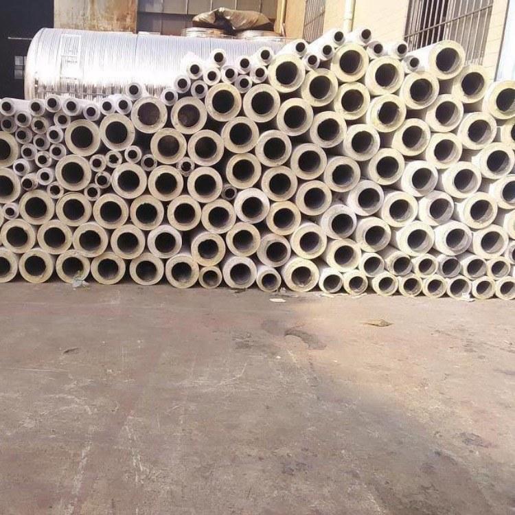 供应热水工程中央空调外PVC内PPR聚氨酯复合保温管 ppr保温管廊坊恒富厂家