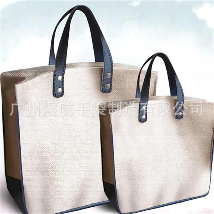 棉帆布袋购物袋 棉帆布袋订制 礼品棉帆布袋