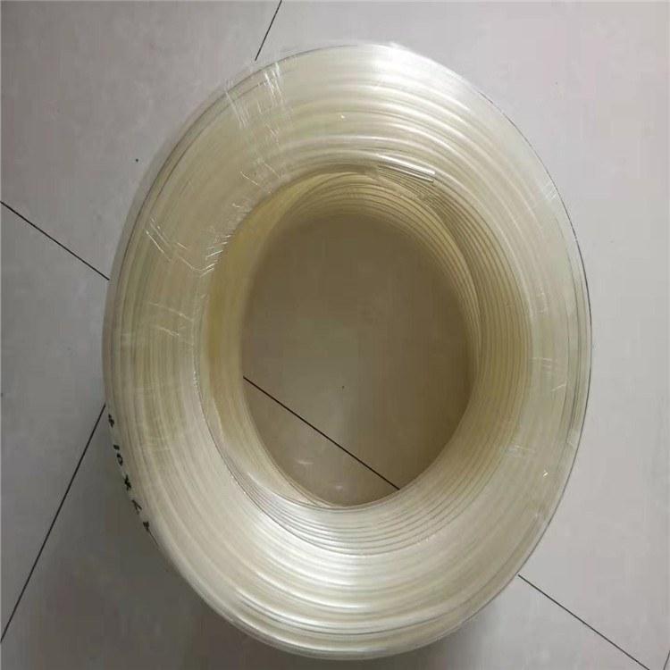 德利大口径PU管 火炕吸灰风机用PU管 矿用阻燃气管