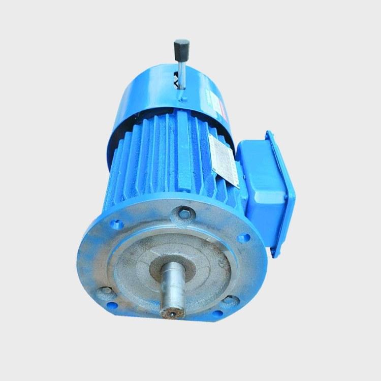 江苏高科 电磁制动电机 YEJ2-112M-8 1.5kw 电磁制动三相异步电动机 厂家直销