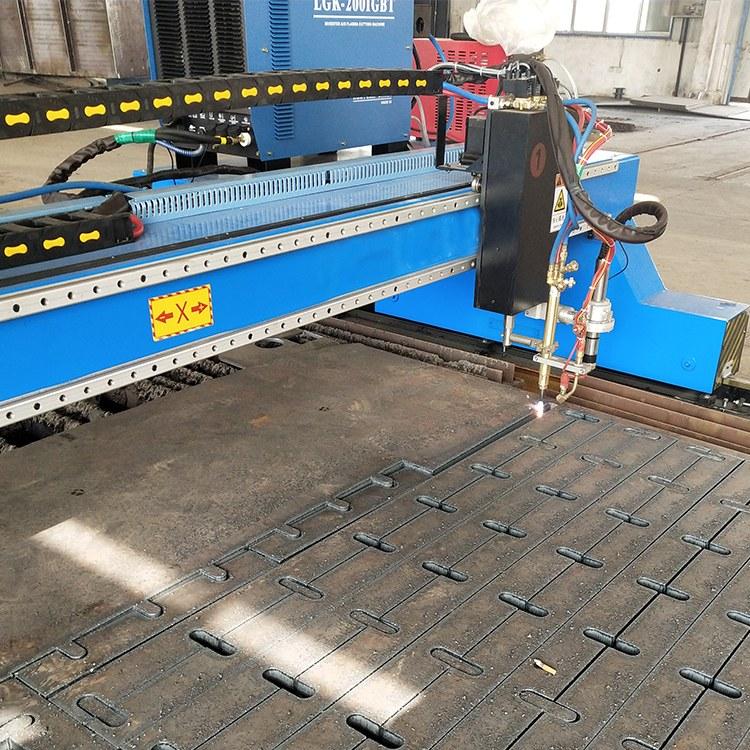 程煤龙门切割机 金属火焰切割机 数控钻切一体切割设备直销