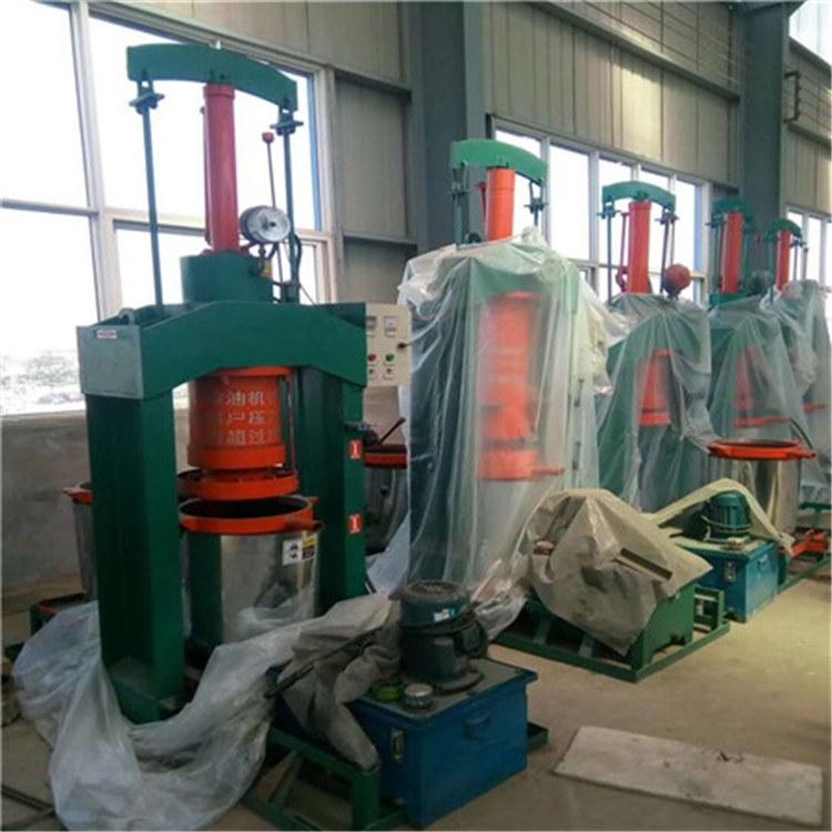 液压芝麻香油机 商用玉米全自动螺旋榨油