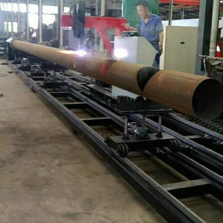 程煤7米以上等离子切割机 圆管割弧割孔机 便携式切管等离子切割机直销