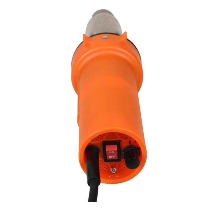 程煤手持式热风焊枪 耐用可调温热吹风机 可调温手持一体式塑料焊枪直销