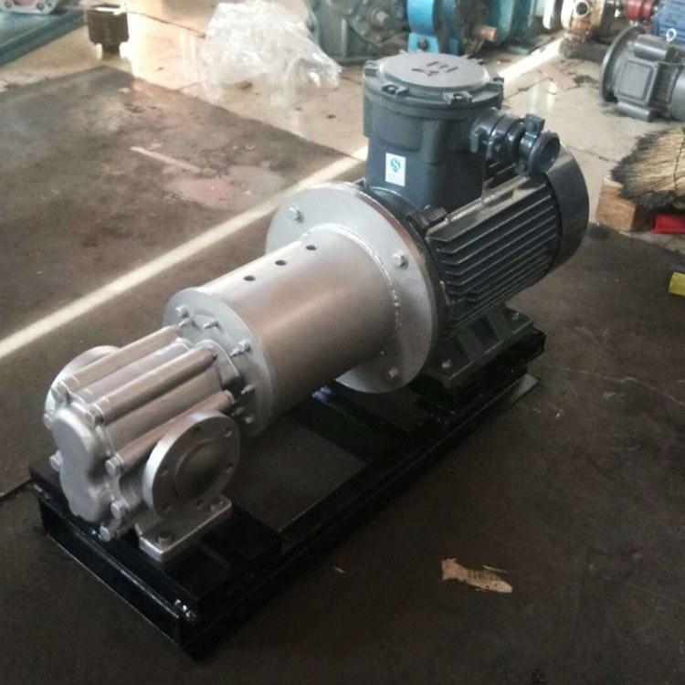 程煤高粘度转子泵 NYP不锈钢高粘度转子泵   聚氨酯输送泵