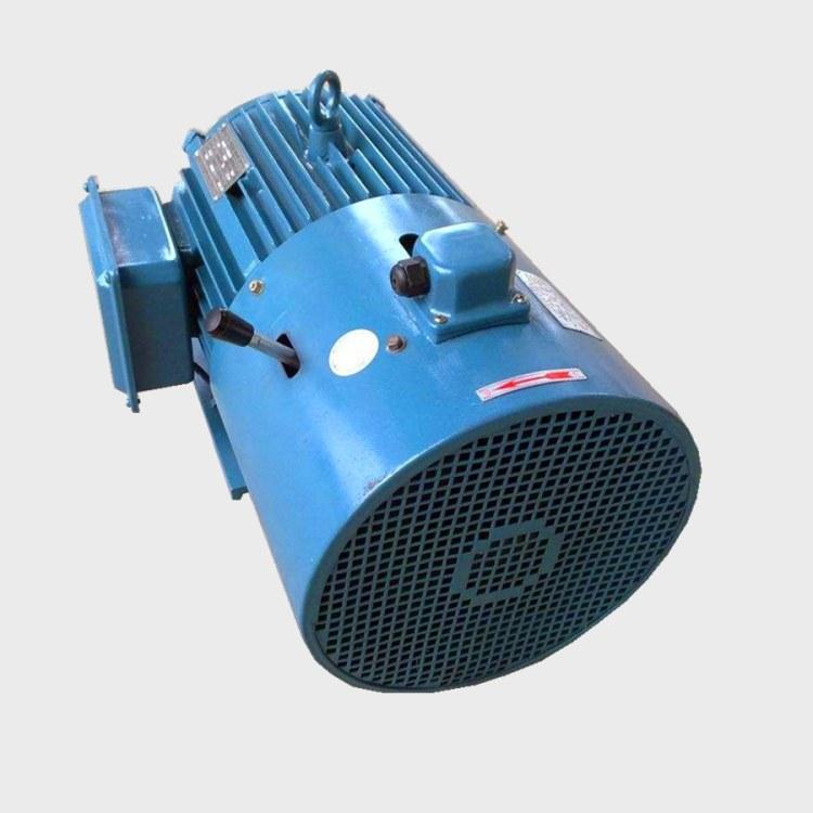 江苏高科 电磁制动电机 YEJ2-90L-6 1.1kw 电磁制动三相异步电动机