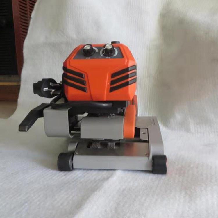 程煤土工膜焊机 隧道防水板爬焊机 防水布防渗膜焊接机直销