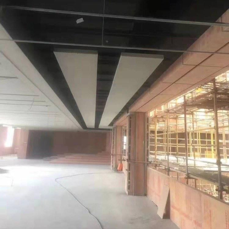厂家直销铝单板首选永尚外墙冲孔铝板直销商场铝单板包柱专业生产