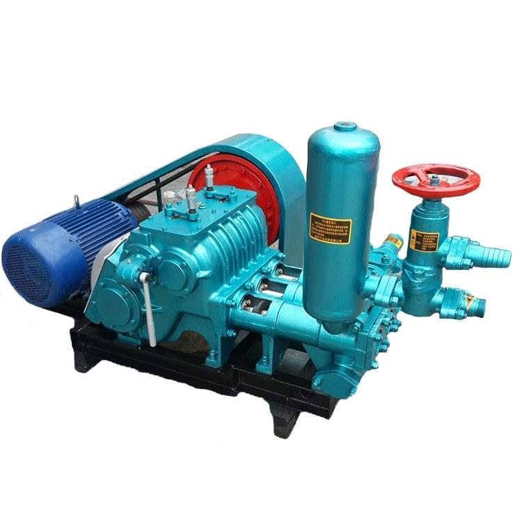 程煤BW250-三缸注浆泵  三缸往复式可挂挡泵 机械式注浆机注浆泵