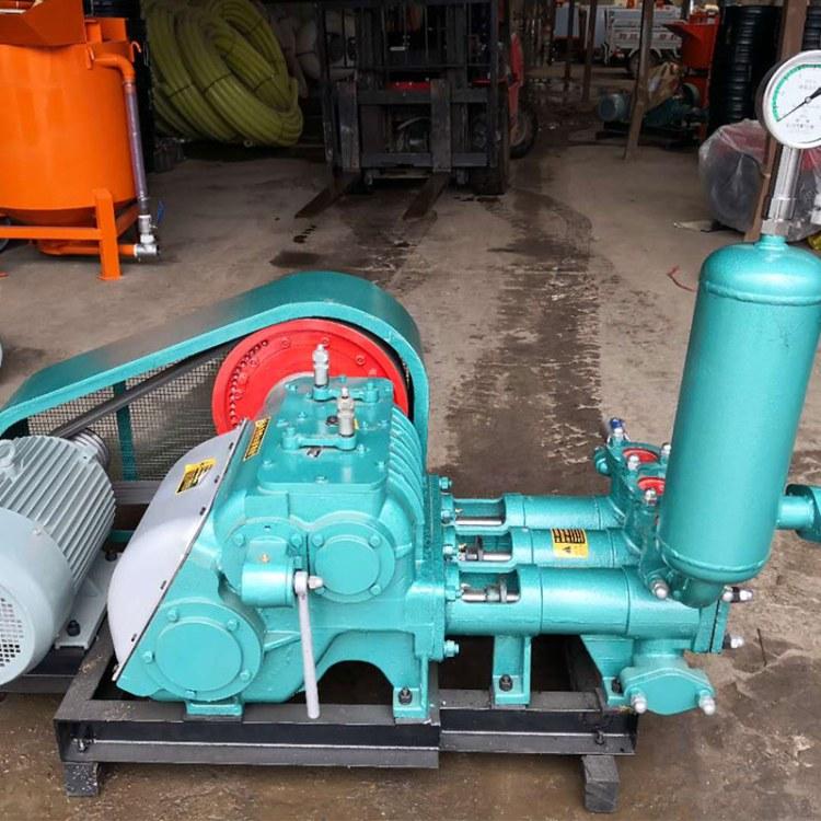 程煤BW250-三缸注浆泵 机械式注浆机 多档位泥浆泵直销