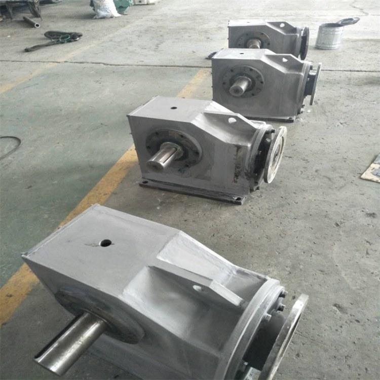 程煤减速机 ZC1双级齿轮蜗轮蜗杆减速机 螺旋伞齿轮减速机直销