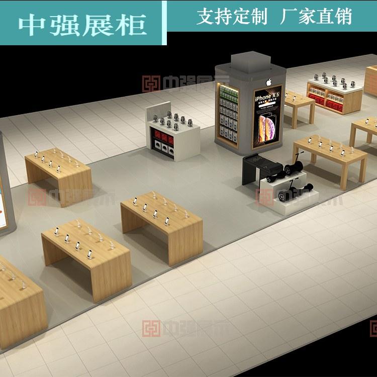 iPad平板电脑笔记本手机配件展柜 货架展示架厂家直销 厂家直销 中强