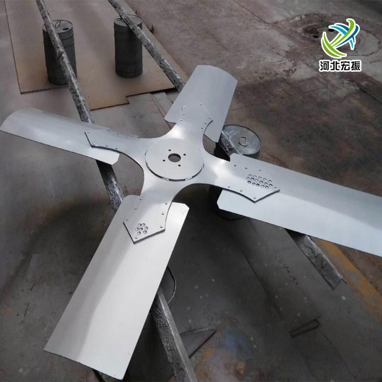 厂家直销铝合金冷却塔风叶 玻璃钢风叶 冷却塔风扇扇叶规格齐全