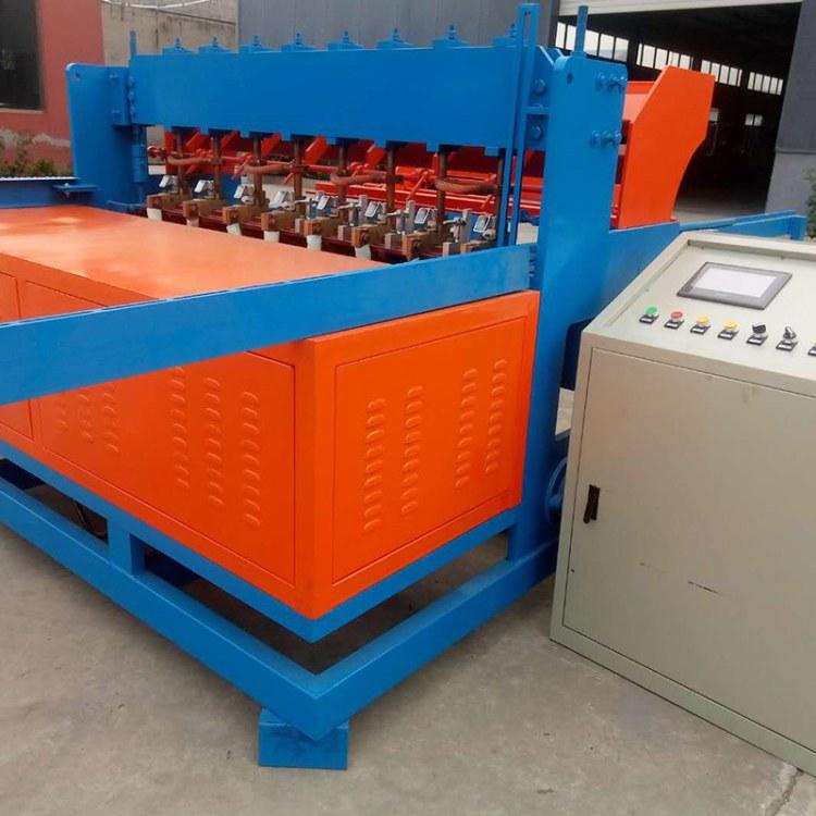 程煤隧道钢筋网焊网机 网片支护焊接机 钢筋网片排焊机厂家生产