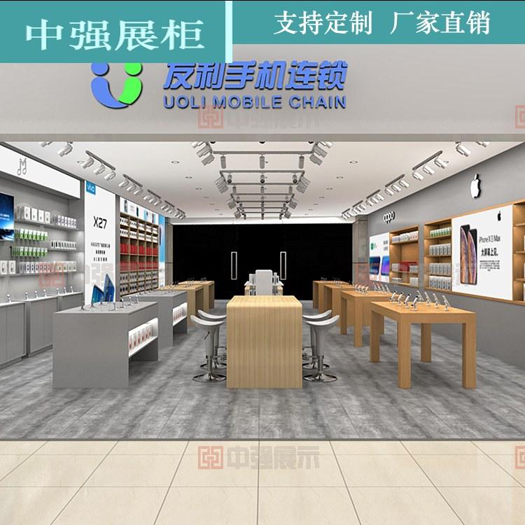 商超货架 珠宝展示柜定制欧式简约展柜中岛精品柜 厂家直销 中强