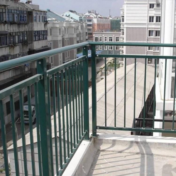 铝合金栏杆 别墅阳台护栏网 室内铝艺欧式扶手 室外露台防护栏