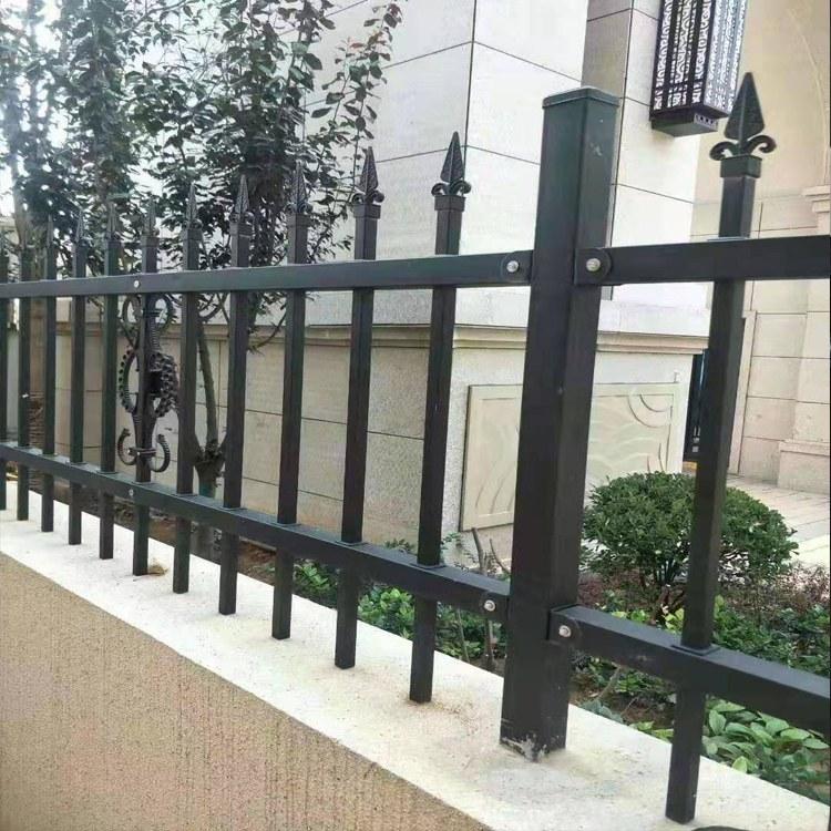 河北 锌钢围墙 锌钢围墙栏杆 围墙锌钢护栏