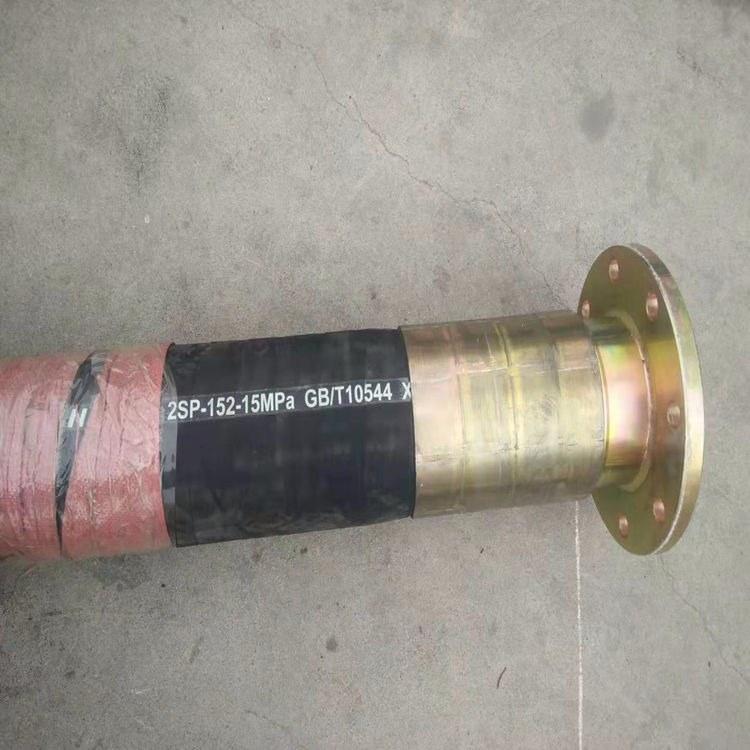 宏禄供应高压胶管   工程机械高压胶管总成   输油胶管厂家