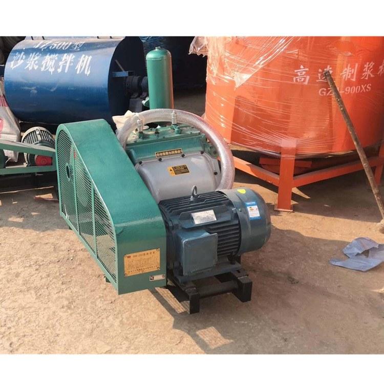 BW250泥浆泵 三缸往复单作用活塞泵 卧式注浆机