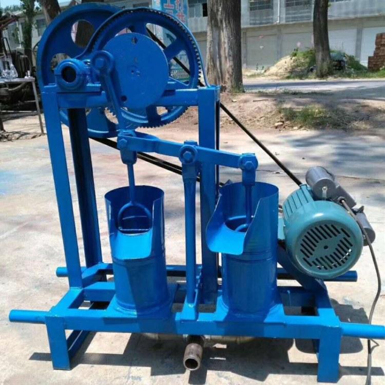 程煤双桶泥浆泵 打井机泥浆泵 反循环抽水泵直销