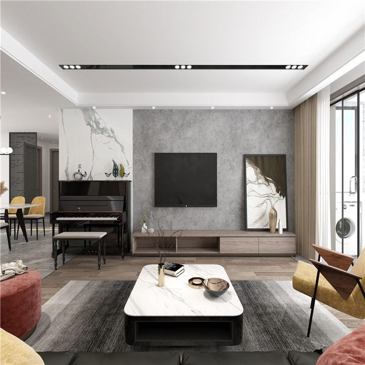 上海东易日盛室内设计别墅装修毛坯房新房装饰装修