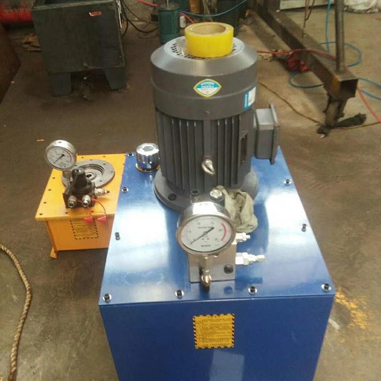 程煤液压动力泵 小型高压动力单元油泵 防爆耐用不过载泥沙泵直销