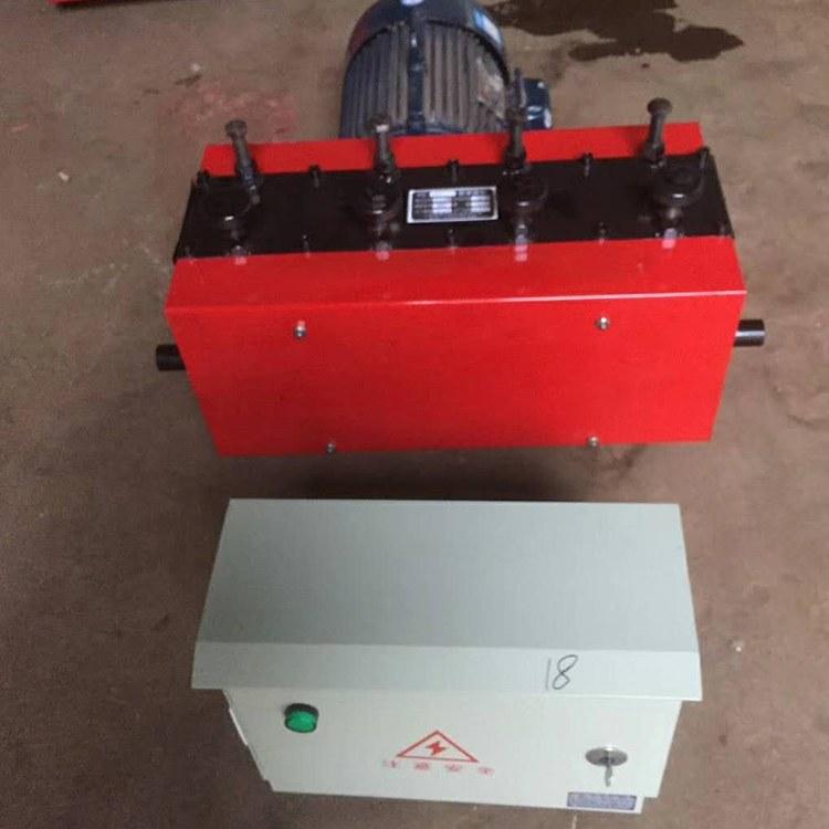 程煤穿线机  小型多用途三轮穿线机 可调速引线机直销