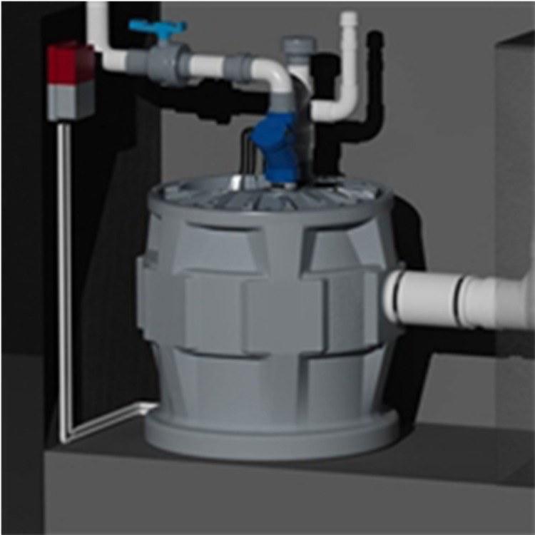 美国利佰特泵污水提升器厂家   别墅地下室抽水泵   别墅排污泵价格