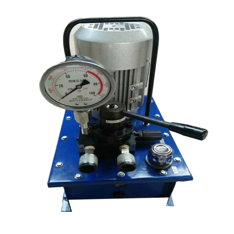程煤液压动力泵 防爆耐用不过载泥沙泵 高压动力单元泵