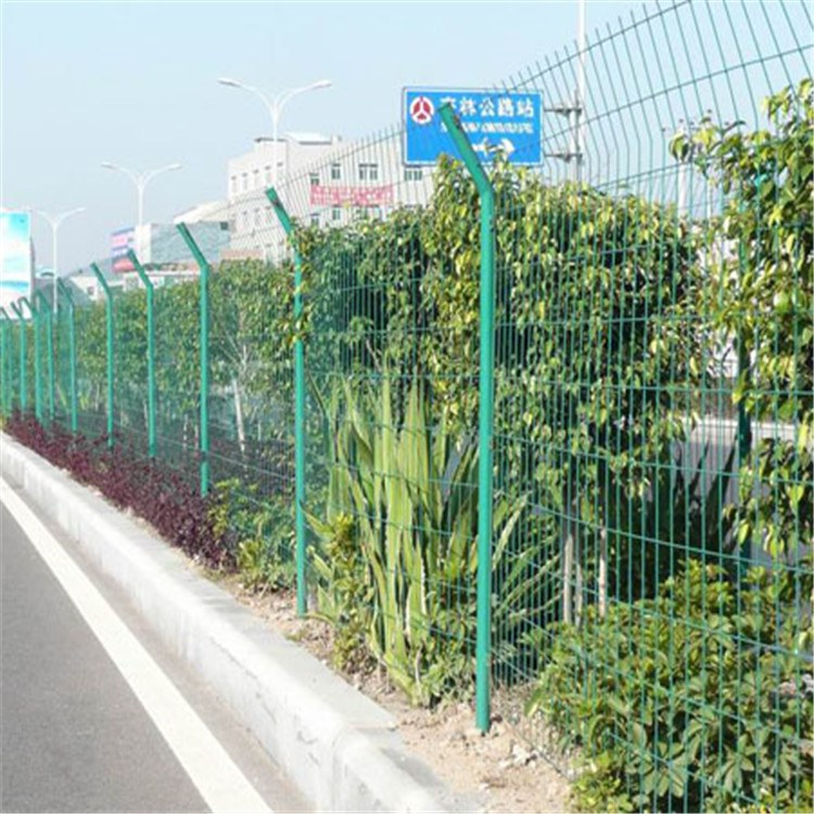 现货供应绿化护栏 园林小区护栏网