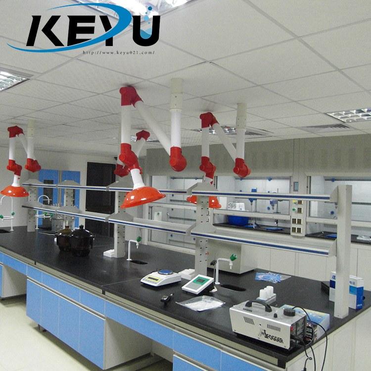 实验室特种气体管道安装 实验室装修装潢设计工程规划公司