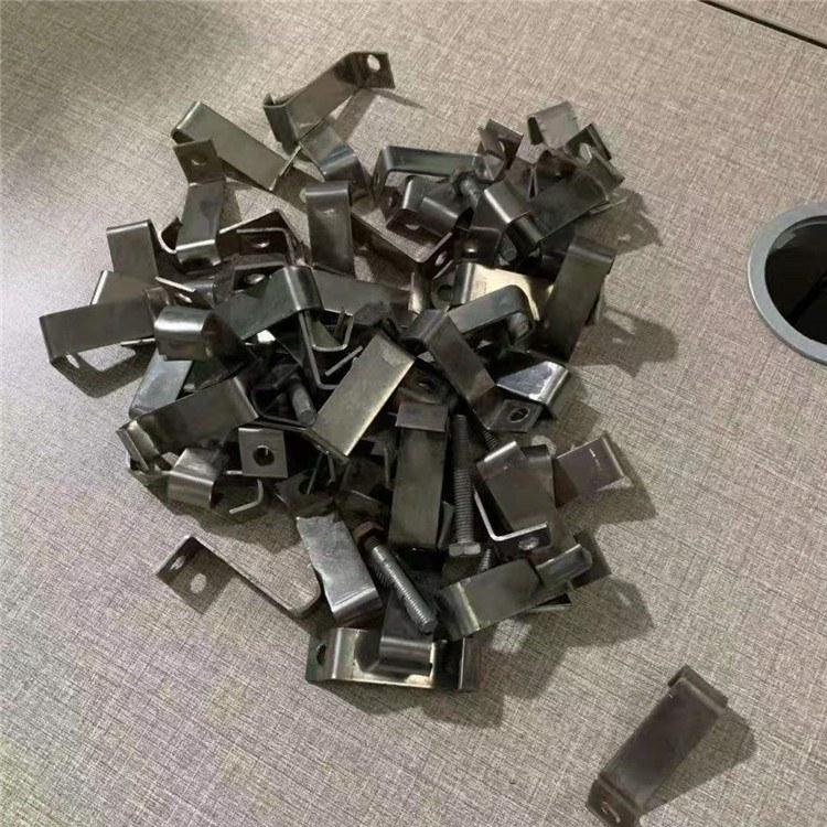 河北茂发直销25格栅卡子 玻璃钢树池篦子格栅卡子连接件 不锈钢304卡扣量大从优
