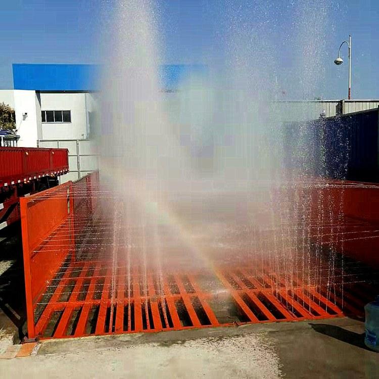 济宁地区哪里生产洗轮机 济宁工匠机械生产销售各种洗轮机 四乘九米标准型洗车台 价格合理工地洗车平台