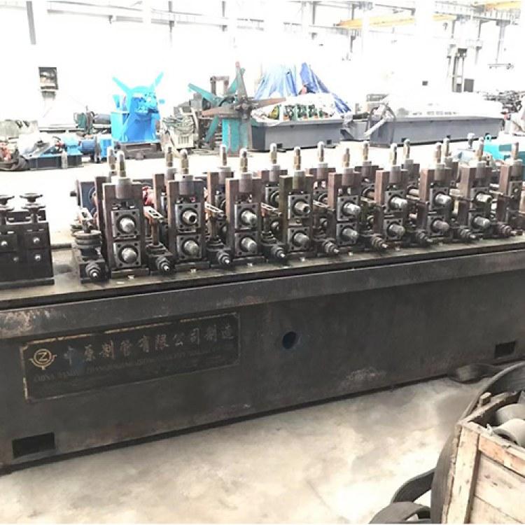 供应二手焊管机械-二手高频焊管设备-二手高频焊管机组价格优惠-金宇杰