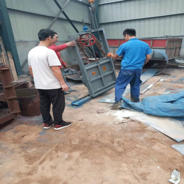 【华硕】钢制闸门厂家定制 专业加工定制 闸门