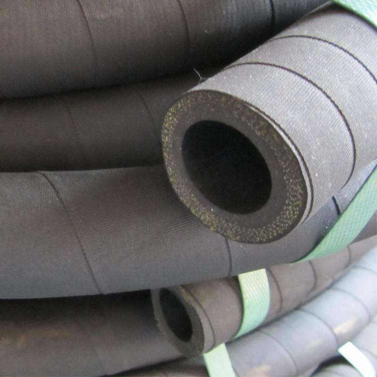 专业生产加工定制高耐磨喷砂管  夹布喷砂耐磨胶管 船厂冲砂管 欢迎选购