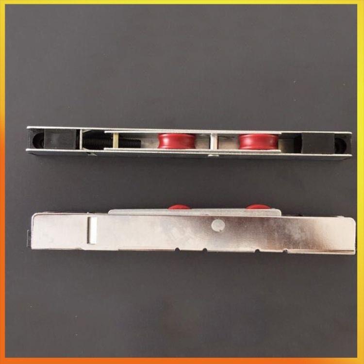 上号祥辉 厂家直销 塑钢断桥滑轮 不锈钢双滑轮