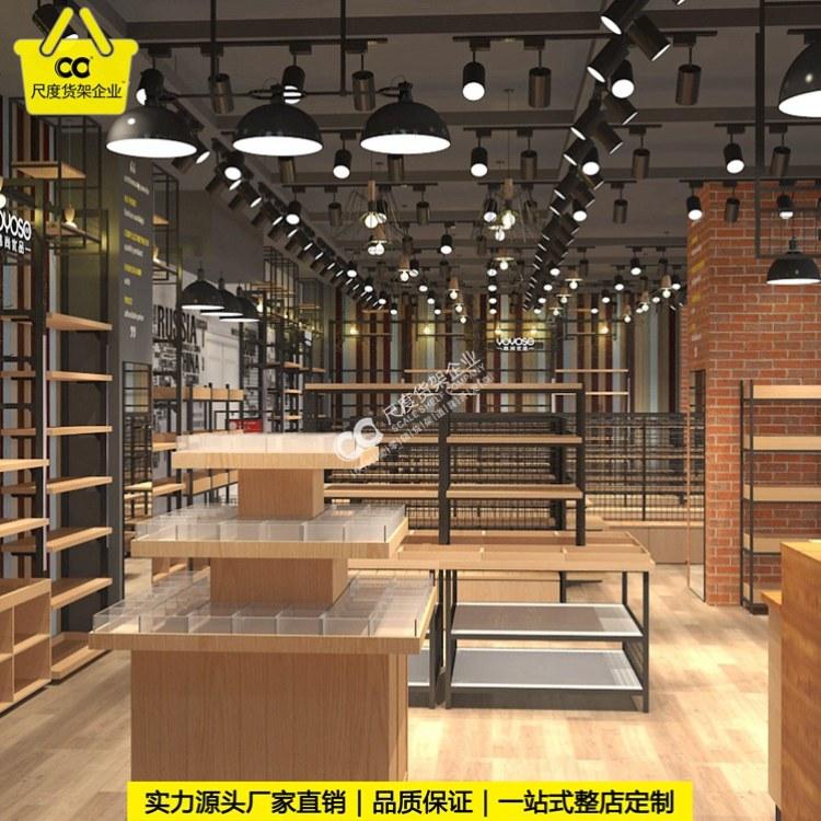 广州  三福伶俐饰品货架厂家直销  整店输出NOME 同款展示货架