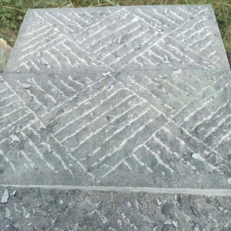 户外青石板材定制销售 三友 供应多种防滑面青石板 各种老石三六板