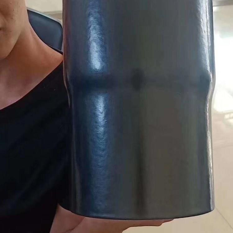热浸塑钢管厂家直销 涂塑电力钢管 HDPE塑钢复合管 电力电缆管现货供应