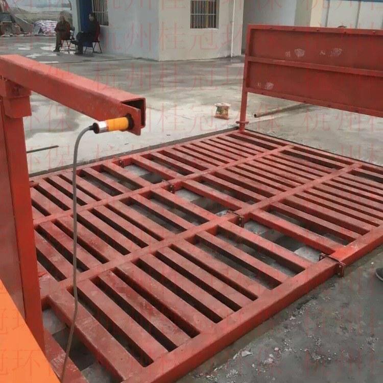 建筑施工现场工程洗轮机 工地工程车洗轮机 杭州水多姿洗车机