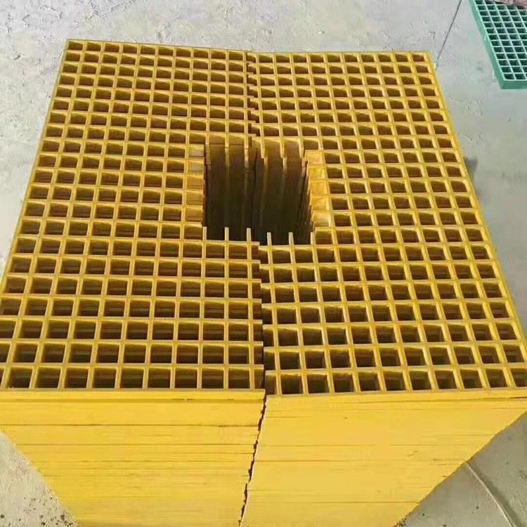 北京玻璃钢格栅盖板 枣强伟安玻璃钢格栅厂家现货供应