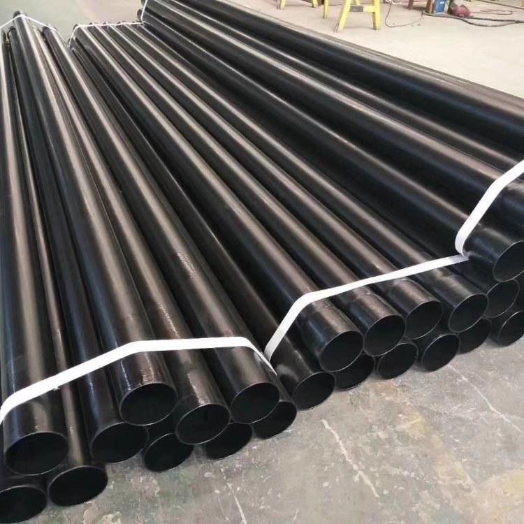 绿色DFPB重防护电力管 N-HAP热浸塑钢管 复合涂塑钢管 DFPB穿线管  磊泰厂家供应