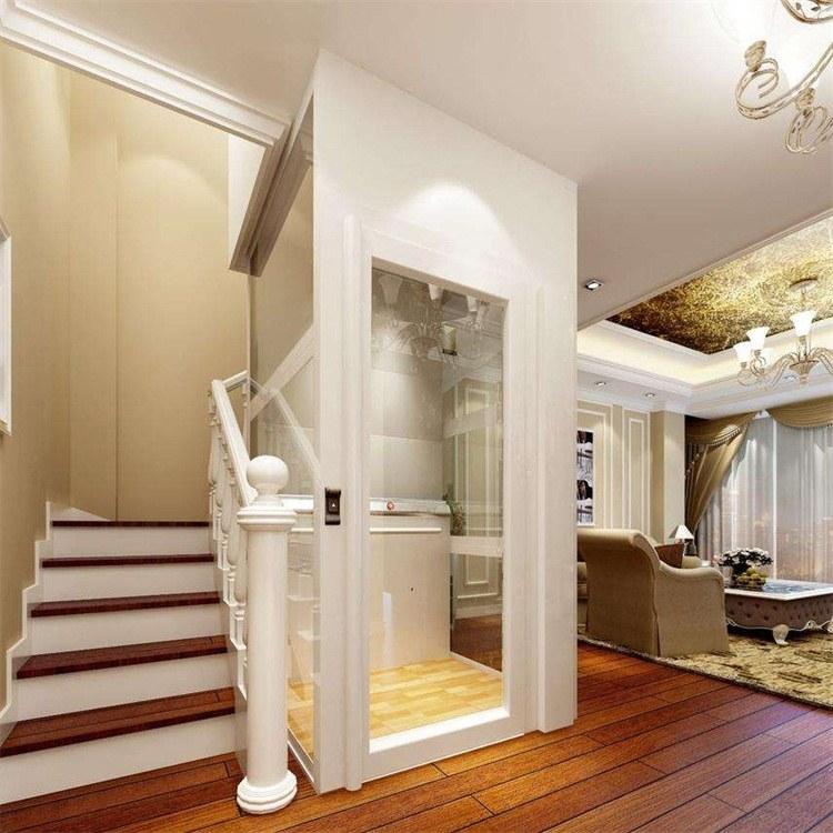 家用电梯 2层3层乘客电梯 家用简易升降机