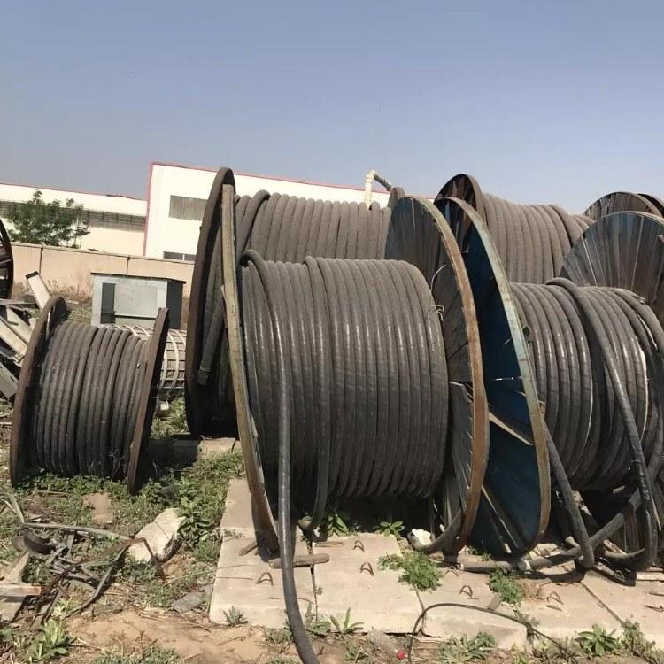 铜川带皮电缆回收 旧电缆回收公司