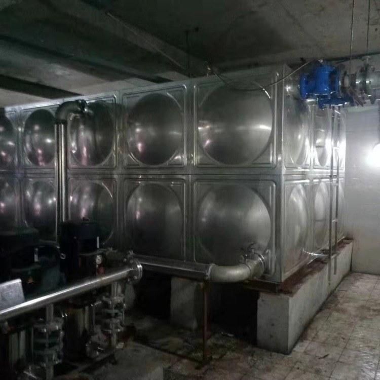 钢板搪瓷拼装水箱 生活饮用水箱
