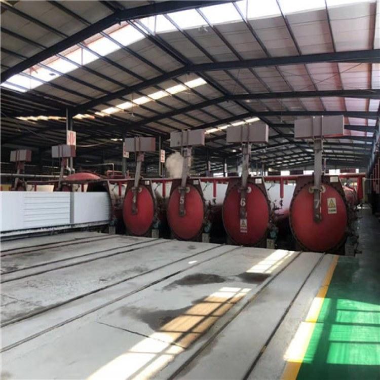 济宁蒸压加气混凝土板墙加工直销 蒸压加气混凝土板墙厂家定制